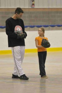 softball pitching drills for beginners